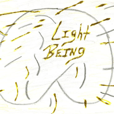 Light Being Symbol